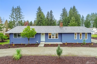 Kent Single Family Home For Sale: 17614 SE 296th