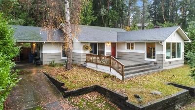 Shoreline Single Family Home For Sale: 17753 25th Ave NE