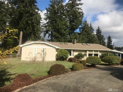 Puyallup Single Family Home For Sale: 8509 191st St E