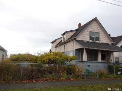 Tacoma Single Family Home For Sale: 1511 S I