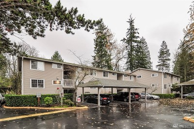 Shoreline Condo/Townhouse For Sale: 1153 N 198 St #f-201