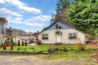 Shelton Single Family Home For Sale: 427 N 8th St