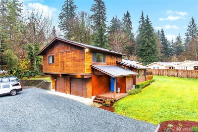 Snohomish Single Family Home For Sale: 11715 Ingraham Rd