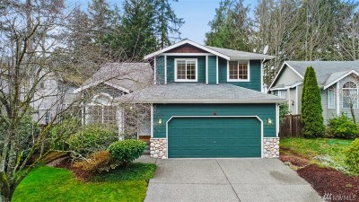Bothell Single Family Home For Sale: 18916 1st Ave SE