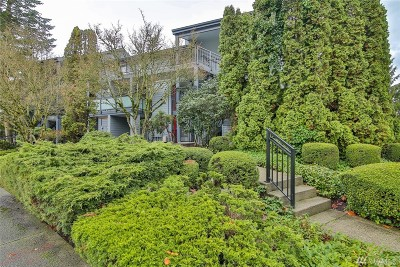 Renton Condo/Townhouse For Sale: 2617 NE 4th St #113