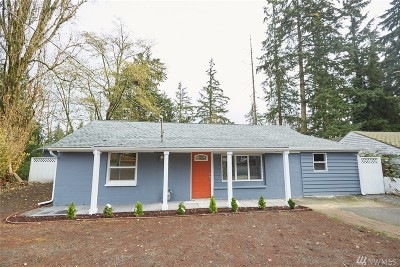 Mountlake Terrace Single Family Home For Sale: 22801 53rd Ave W