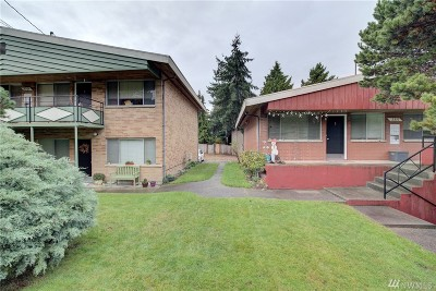 Seattle Multi Family Home For Sale: 2355 48th Ave SW