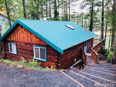 Grapeview Single Family Home For Sale: 320 E Emerald Lake Dr E
