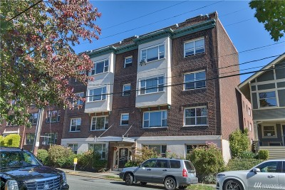 Seattle Condo/Townhouse For Sale: 214 Summit Ave E #407