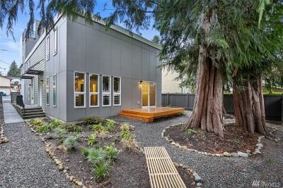 Seattle, Bellevue, Kenmore, Kirkland, Bothell Single Family Home For Sale: 10522 Whitman Ave N #C