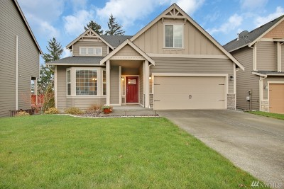 Spanaway Single Family Home For Sale: 4031 202nd St E