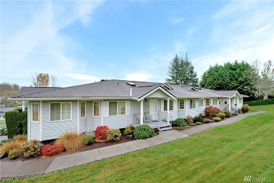 Gig Harbor Condo/Townhouse For Sale: 3820 Snyder Lane #14-B