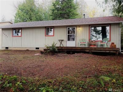 Mason County Single Family Home Sold: 1651 SE Crescent Dr