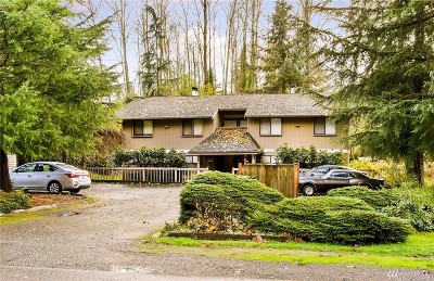 Federal Way Multi Family Home For Sale: 2237 S 333rd St #A-D