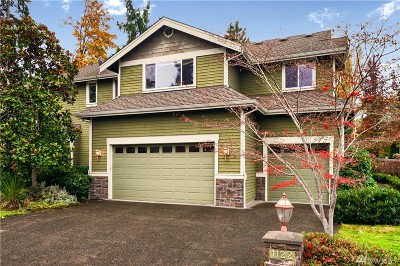 Bellevue Single Family Home For Sale: 1122 140th Ave SE