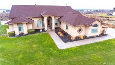 Moses Lake Single Family Home For Sale: 7930 Dune Lake Rd SE