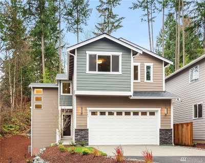 Bothell Single Family Home For Sale: 3507 202nd St SE