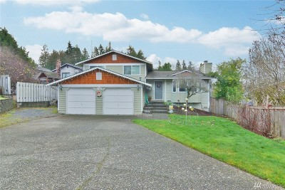 Lynnwood Single Family Home For Sale: 21303 11th Place W