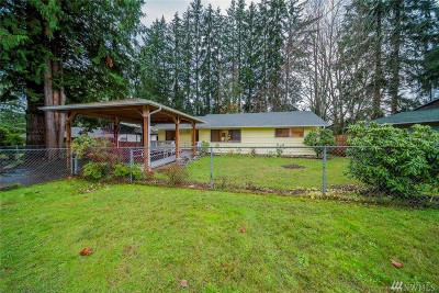 Mountlake Terrace Single Family Home For Sale: 22604 63 Place W