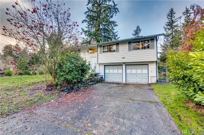 Olympia Single Family Home For Sale: 333 Trailblazer St SE