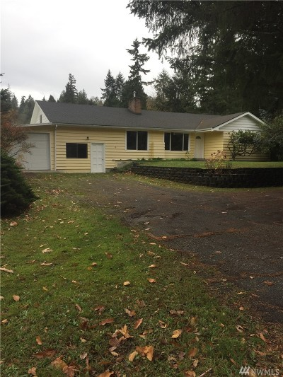 Poulsbo Single Family Home For Sale: 22852 Indianola Rd NE
