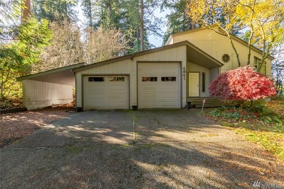 Single Family Home Sold: 4841 Forest Glen Dr SE