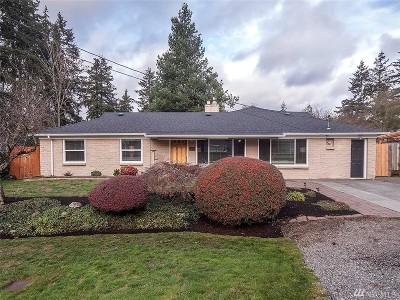 Shoreline Single Family Home For Sale: 108 N 183rd St
