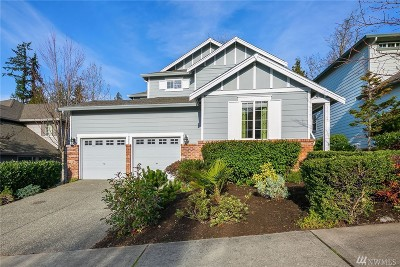 Renton Single Family Home For Sale: 16702 SE 165th Wy