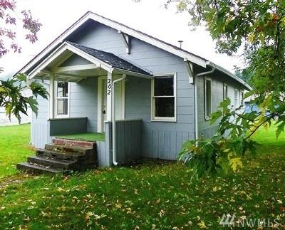 Bucoda Single Family Home For Sale: 202 N Market St