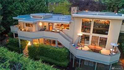 Bellevue Single Family Home For Sale: 13120 SE Newport Wy