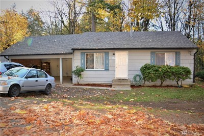 Kent Single Family Home For Sale: 26229 Military Rd S
