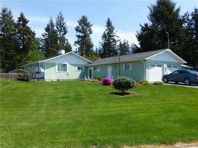 Sedro Woolley Single Family Home Pending: 9319 Claybrook Rd