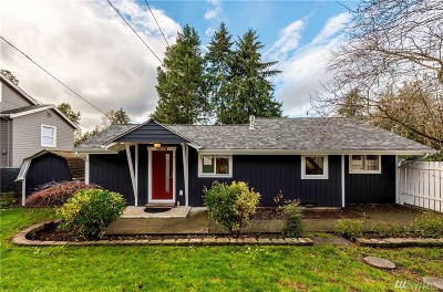 Shoreline Single Family Home For Sale: 18121 12th Ave NE