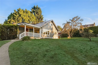 Seattle Single Family Home For Sale: 11030 3rd Ave NW