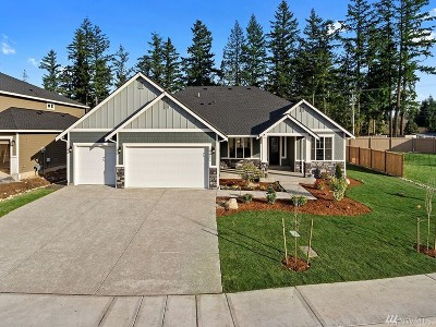 Bonney Lake Single Family Home For Sale: 7812 Connells Prairie Rd E