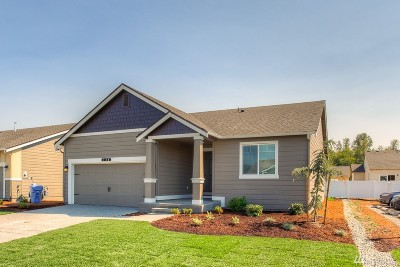 Orting Single Family Home Contingent: 832 Maple Lane SW #59