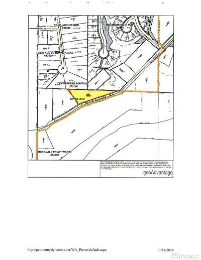 Bonney Lake Residential Lots & Land For Sale: Church Lake Rd E