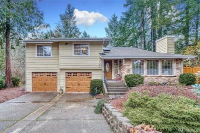 Mason County Single Family Home For Sale: 10 E Elmas Place