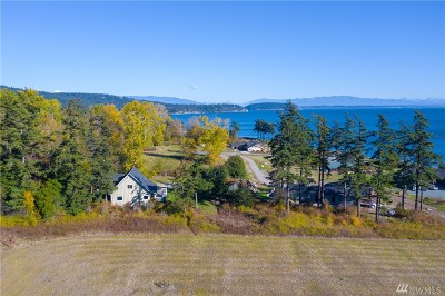Anacortes, La Conner Single Family Home For Sale: 7810 S Beach Lane