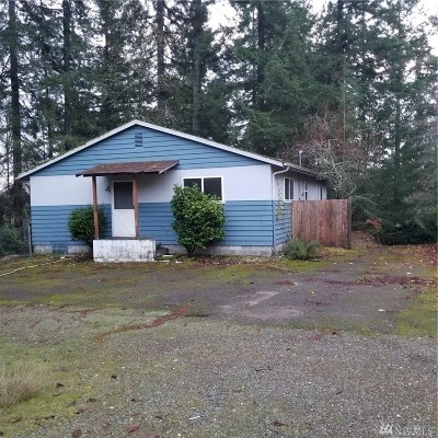 Port Orchard Single Family Home Pending Inspection: 2321 SW Rapids Dr