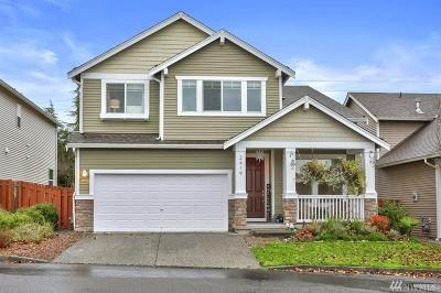 Lake Stevens Condo/Townhouse For Sale: 2419 88th Dr NE