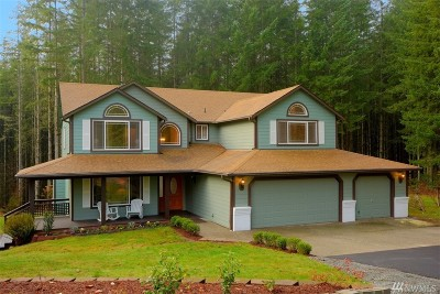 Stanwood Single Family Home For Sale: 13704 63rd Dr NW