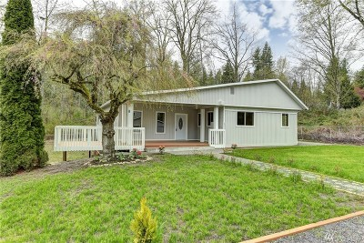Snohomish Single Family Home For Sale: 12606 Chain Lake Rd