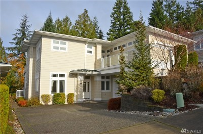 Gig Harbor Condo/Townhouse For Sale: 5809 123rd St NW #29
