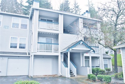 Federal Way Condo/Townhouse For Sale: 33020 10th Ave SW #BB304