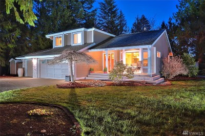 Maple Valley Single Family Home For Sale: 24230 242nd Wy SE