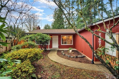 Kent Single Family Home For Sale: 28807 190th Ave SE