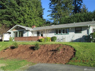 Bothell Single Family Home For Sale: 5822 172nd St SE