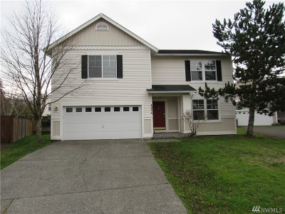 Snohomish Single Family Home For Sale: 4904 141st St SE