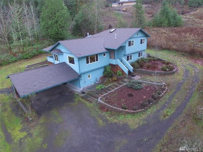 Poulsbo Single Family Home For Sale: 18161 Viking Wy NW